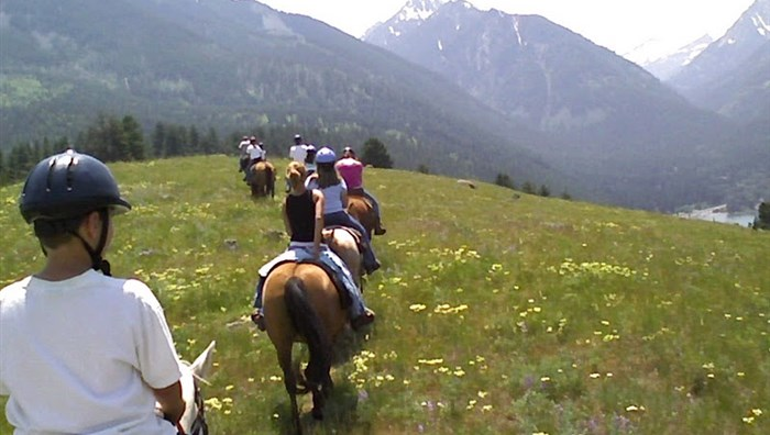 Summer Youth Horse Camps